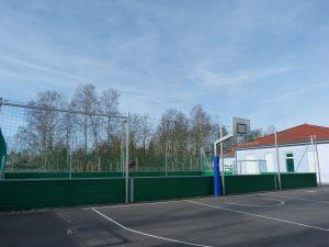 Streetsoccer & Basketballplatz